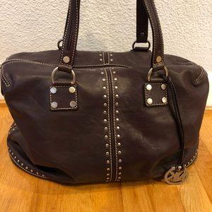 Large Michael Kors Weekender Bag
